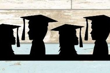 Graduation Scrapbook Border