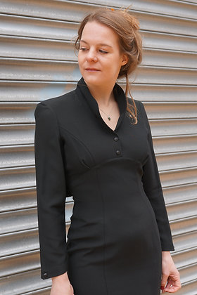 Vintage Thierry Mugler jurk M