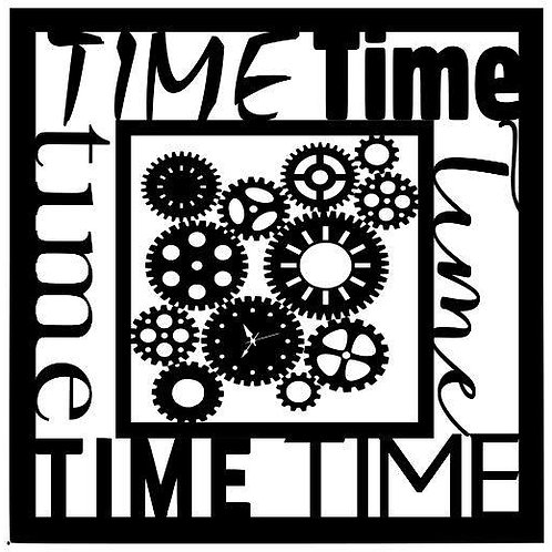 Time Scrapbook Overlay