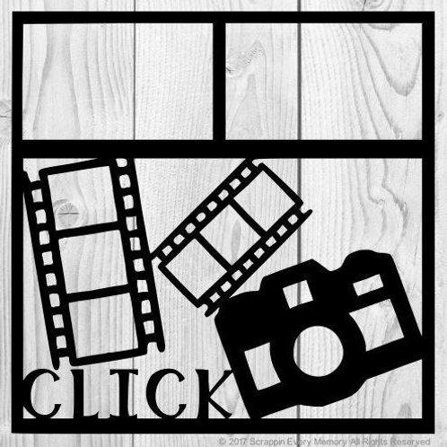 Click Scrapbook Overlay