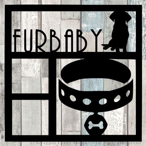 Furbaby Scrapbook Overlay