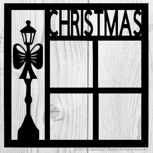 Christmas Scrapbook Overlay