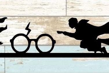 Harry Potter Scrapbook Border