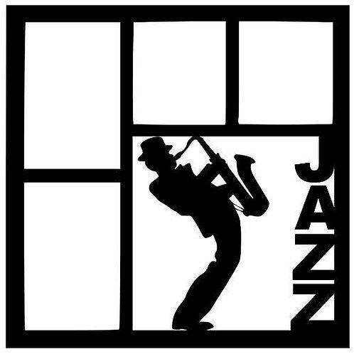 Jazz Scrapbook Overlay
