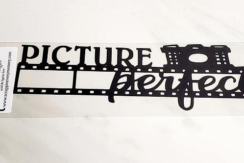 Picture Perfect Scrapbook Deluxe Die Cut