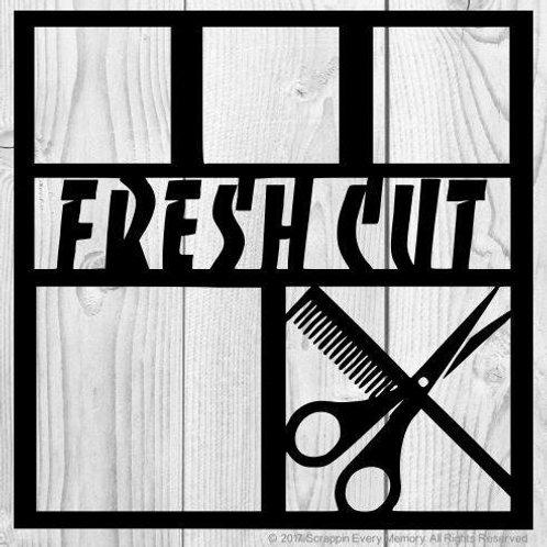 Fresh Cut Scrapbook Overlay
