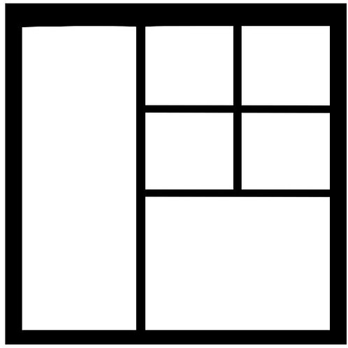 Frame 211 Scrapbook Overlay