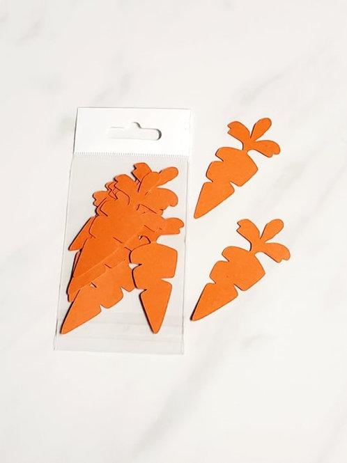 Carrots Itsy Bitsy Embellishments