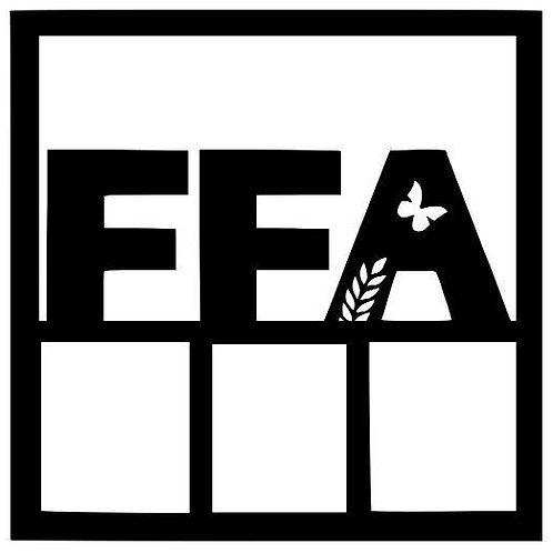 FFA Scrapbook Overlay