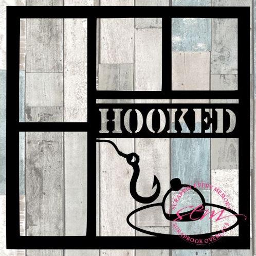 Hooked Scrapbook Overlay
