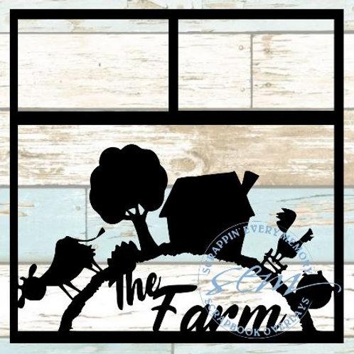The Farm Scrapbook Overlay