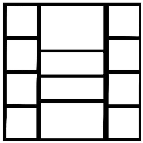 Frame 022 Scrapbook Overlay