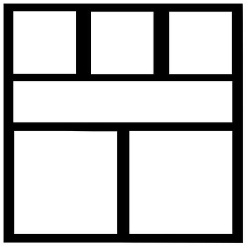 Frame 004 Scrapbook Overlay