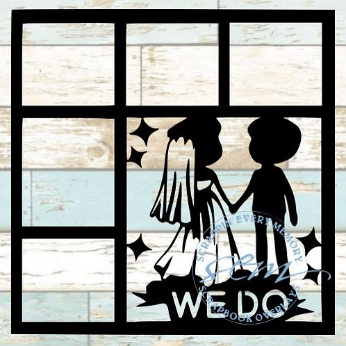 We Do Scrapbook Overlay