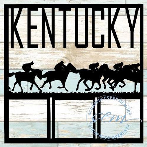 Kentucky Scrapbook Overlay
