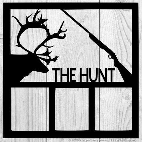 The Hunt Scrapbook Overlay