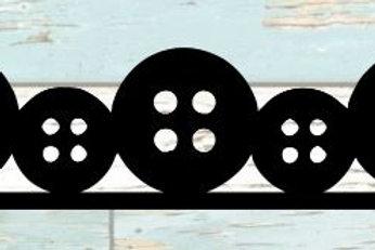 Buttons Scrapbook Border
