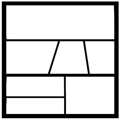 Frame 317 Scrapbook Overlay