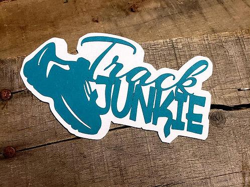 Track Junkie Paper Piecing Die Cut