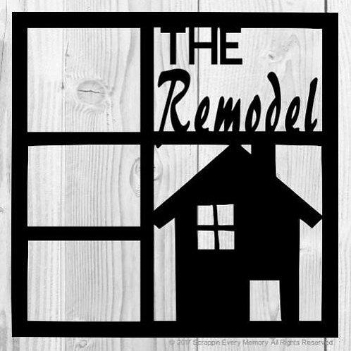 The Remodel Scrapbook Overlay