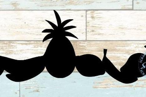Fruit Scrapbook Border