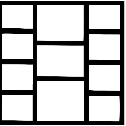 Frame 501 Scrapbook Overlay