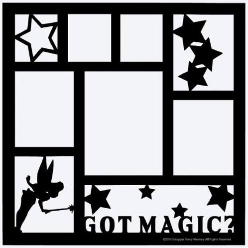 Got Magic? Scrapbook Overlay