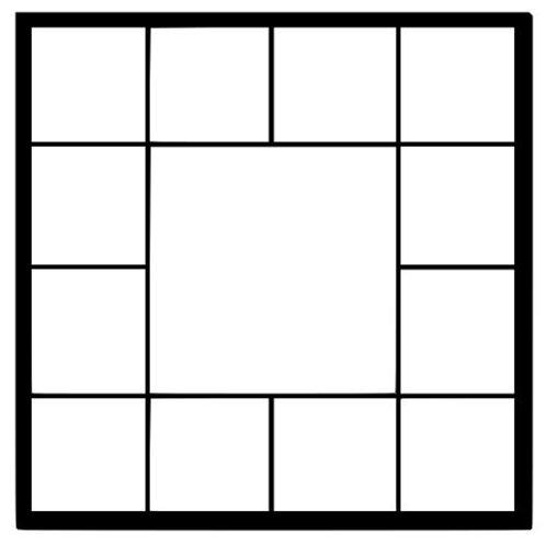 Frame 409 Scrapbook Overlay