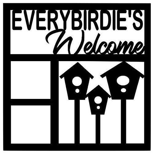 Everybirdie's Welcome Scrapbook Overlay