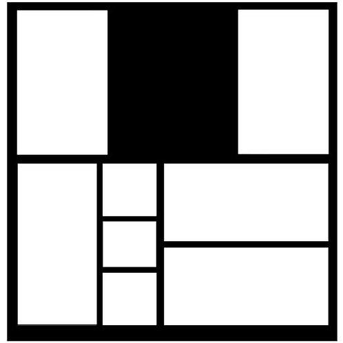 Frame 027 Scrapbook Overlay