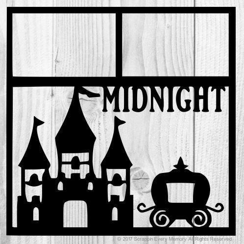Midnight Scrapbook Overlay