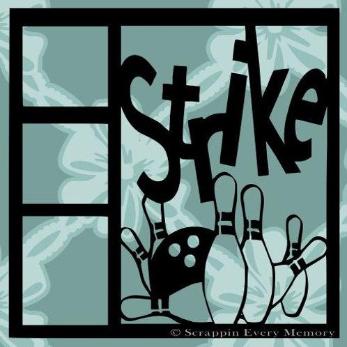 Strike Scrapbook Overlay