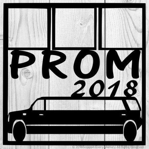 Prom 2018 Scrapbook Overlay
