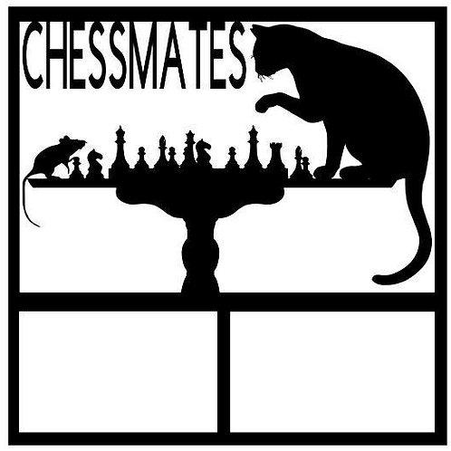 Chessmates Scrapbook Overlay
