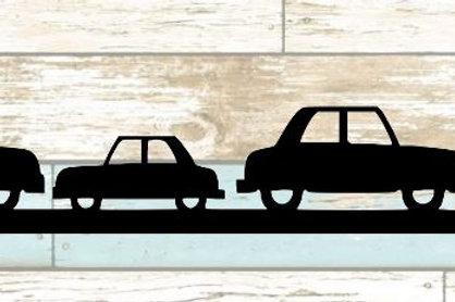 Cars Scrapbook Border
