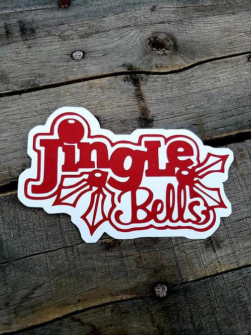 Jingle Bells Paper Piecing Die Cut