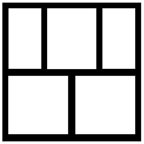 Frame 010 Scrapbook Overlay