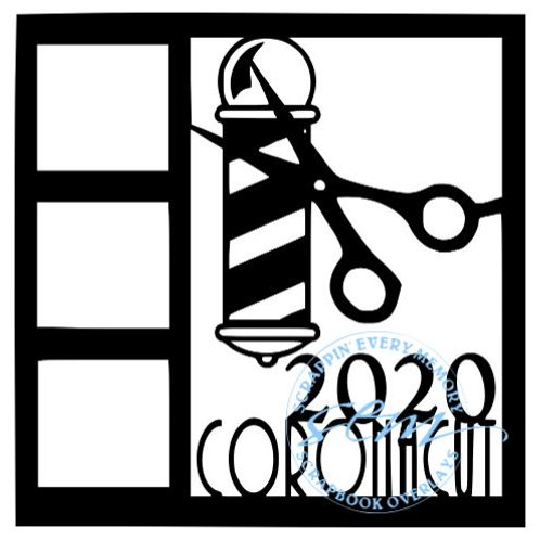 2020 Coronacut Scrapbook Overlay