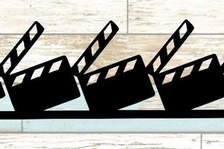 Movie Marker Scrapbook Border