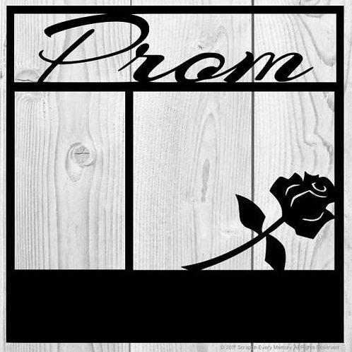 Prom Scrapbook Overlay