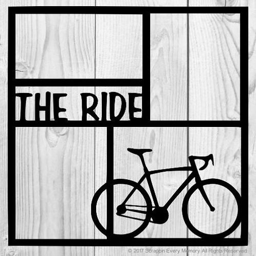The Ride Scrapbook Overlay