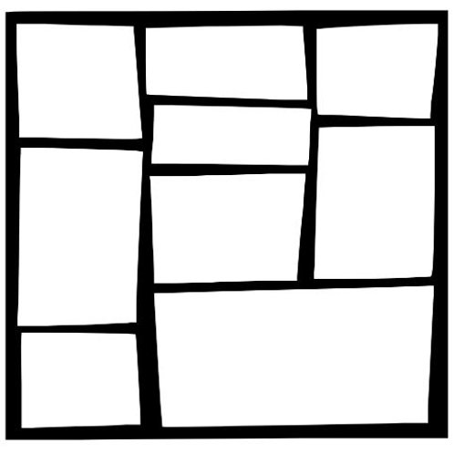 Frame 411 Scrapbook Overlay