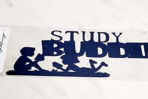 Study Buddies Scrapbook Deluxe Die Cut
