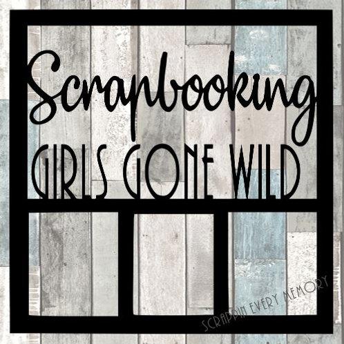 Scrapbooking Girls Gone Wild Scrapbook Overlay