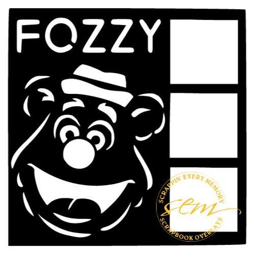 Fozzy Scrapbook Overlay