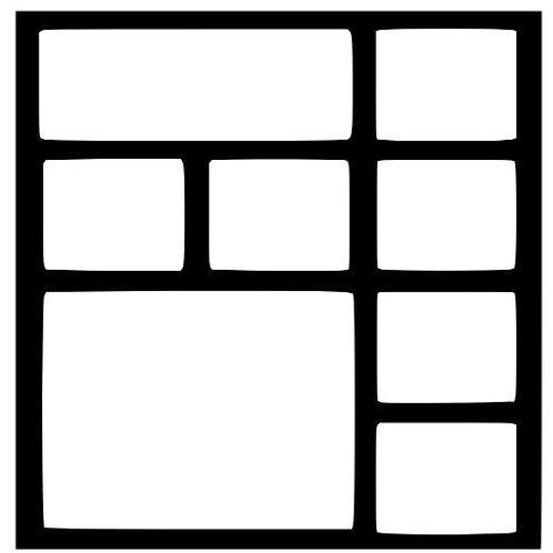 Frame 419 Scrapbook Overlay
