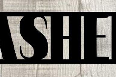 Seashells Scrapbook Page Title Single