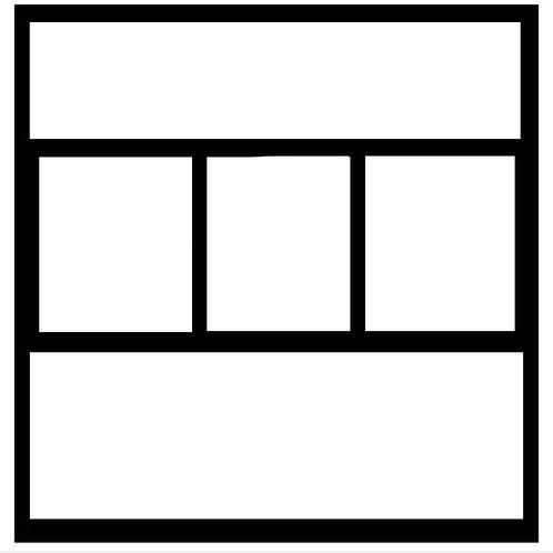 Frame 507 Scrapbook Overlay