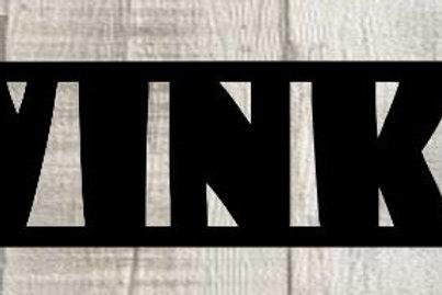 Twinkle Scrapbook Page Title Single
