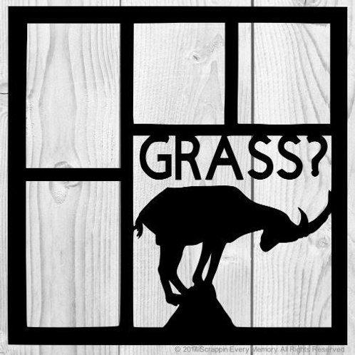 Grass? Scrapbook Overlay